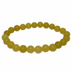 bracelet boules jade